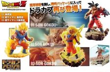 MegaHouse Dragon Ball Z Son GoKu Set of 3 (Super Saiyan3) statue figurines NEW