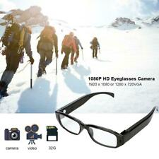 Full HD 1080P Hidden Camera Glasses Sunglasses Eyewear Video Recorder Cam CMOS
