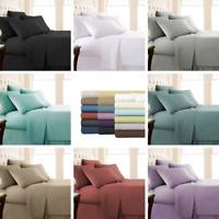 Comfortable 6-Piece Extra Deep Pocket Quality Bed Sheet Set