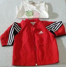 4€/St. Marken Bekleidungspaket 4-teilig Jungen Adidas H&M Topolino Gr. 74- 80