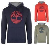 Mens Timberland Casual Sweatshirt,Gym,hoodie Hoody,Hooded in Red/Navy Blue/Khaki