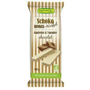SPELT WAFERS WITH COCOA FILLING BIO 100 g - RAPUNZEL