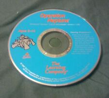 Operations Neptune (1997) The Learning Company Windows / Macintosh Mac Cd Rom