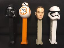 Star Wars™ EPISODE VII The Force Awakens PEZ DISPENSERS Character Collection