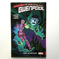 THE UNBELIEVABLE GWENPOOL: Vol 5 - Lost in the Plot (TPB, 2018)  FREE SHIPPING