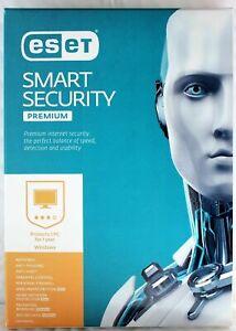 ESET Smart Security Premium 1PC / 1Year