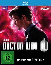 6 Blu-rays * DOCTOR WHO - DIE KOMPLETTE STAFFEL 7 # NEU OVP WVG