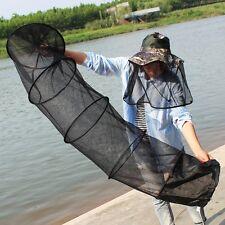 Setzkescher 1,50m Alu Stab Knickgelenkadapter Fischnetz Angel Kescher Hälternetz