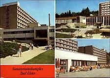 BAD ELSTER Vogtland Sachsen DDR Mehrbild-Postkarte Ansichtskarte ungelaufen 1986