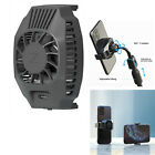 Heat Sink Wireless Charging Back Clip Radiator Cooling Accessory For Phone Game