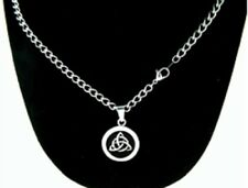 Stainless Steel Trinity Pendant No Chain