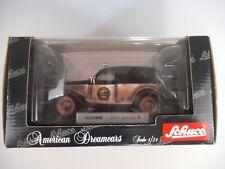 Schuco 05553 1935 Ford Sedan Delivery Police 1:24 (5025)