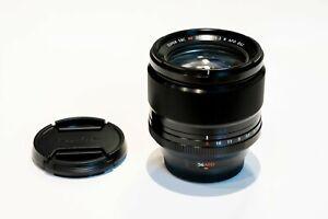 Fujifilm Fujinon XF 56mm 1.2 R APD Objektiv, schwarz XF-56mm F1.2 R APD