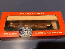 Lionel HO Scale Train 0861 0861-110 Timber Transport Car Vintage Original Box