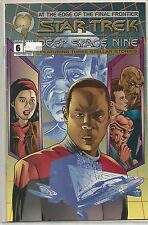 """Star Trek Deep Space Nine """"At the Edge of the Final Frontier"""" #6 Boarded/Sleeved"""