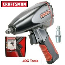 CRAFTSMAN 3/8 DRIVE AIR IMPACT WRENCH 19981 - NEW GUN RATCHET