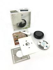 Nest T3018US Nest Smart Thermostat Learning Thermostat Mirror Black #UM2023