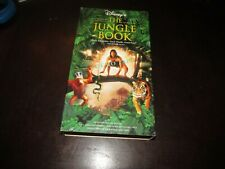 Disney' The Jungle Book (VHS, 1995) Live Action DEMO Version Promo Rare HTF OOP