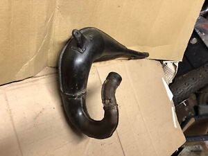 Honda Cr 80 Exhaust Pipe