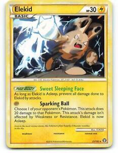 21/102 | Elekid | Triumphant | Pokemon Card | Near Mint