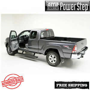 AMP Research® PowerStep Automatic Power Running Boards 2005-2015 Toyota Tacoma