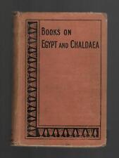 BOOK OF THE DEAD 1910 text all HIEROGLYPHICS vtg Wallis Budge Egypt Occult Magic