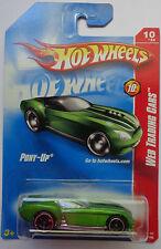 2008 Hot Wheels ~Web Trading Cars~ Pony-Up 10/24 (Green Version)