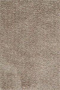 7'x9' Loloi Rug Callie Shag Polyester Light Brown Multi Color Hand Tufted Contem