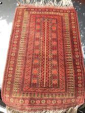 Antique Tribal Belouch Prayer Rug Bagface Pillow Kazak Caucasian Oriental Rug