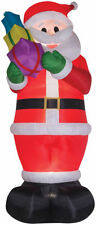 Morris Costumes Airblown Santa Gifts Decorations & Props Christmas Inflatables