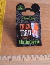 Disney pin Halloween Monsters Inc. Mike and Sulley Trick or Treat MOC