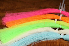 1 Hedron Glow In The Dark Flashabou Accent Pack You Pick Color Fly & Jig Tying