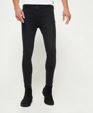 Superdry Mens Spray On Skinny Jeans