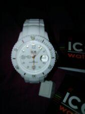 Ice Watch Weiss Unisex Herren Damen