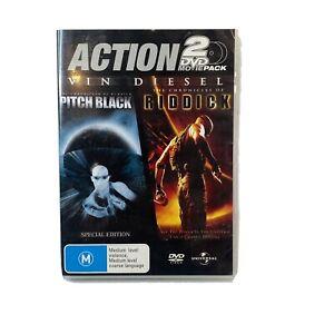 The Chronicles of Riddick + Pitch Black (Vin Diesel, 2-Disc Set)