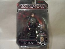 "Battlestar Galactica Hot Dog Brendan Costanza 7"" figura de acción (2007)"