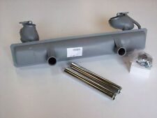 VW Käfer 1300 1500 1600 1302 Auspuffanlage Auspuff Anbausatz Endrohre