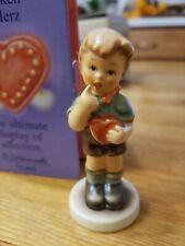 """New ListingGoebel Hummel Figurine Be Mine 2050/B 3 1/2"""" Tall First Issue"""