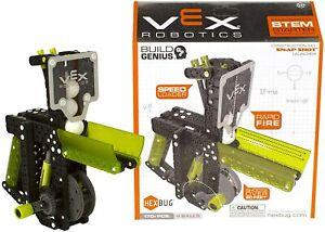 VEX Robotics Snap Shot  Launcher Set by HEXBUG 175pcs Age 14+