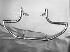 Honda VT750 C2 Shadow (1997-03) Stainless steel crash bar engine guard with pegs