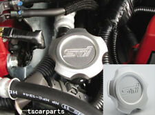 Aluminium Silver STI Billet Engine Oil Filler Cap Cover WRX