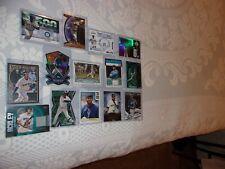 Seattle Mariners 22 Card Lot(Griffey Jr., Ichiro, Rodriguez, Henderson, Reyno )