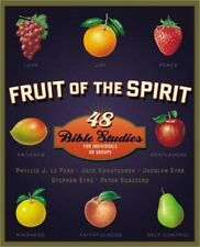 Fruit of the Spirit: 48 Bible Studies for Individuals or Groups (Paperback or So
