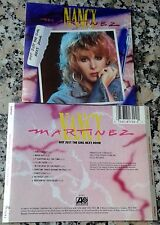 NANCY MARTINEZ Not Just The Girl Next Door 1986 RARE CD For Tonight Move Out