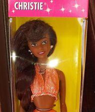"MINT IN BOX 1995 ""Sparkle Beach Barbie"" Christie doll Sparkle Bracelet Mattel"