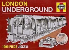Haynes London Underground 1000 Piece Jigsaw BRAND NEW JIGSAW PUZZLE