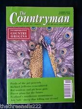 THE COUNTRYMAN - PERILS OF A PET PEACOCK - JUNE 1998