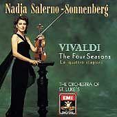 Nadja Salerno-Sonnenberg ~ Vivaldi - The Four Seasons [Audio CD] Antonio Vival..