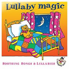 LULLABY MAGIC - SOOTHING SONGS & LULLABIES - CD FREE POST IN UK