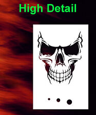Skull 28 Airbrush Stencil Spray Vision Template air brush
